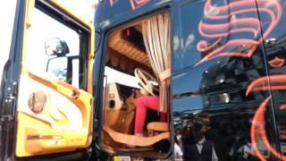 getlinkyoutube.com-4°Mediterranean Truck Eboli (SA)30 06 2013: SCANIA R620 SCHUBERT