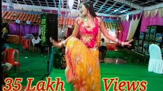 getlinkyoutube.com-Latest Bhojpuri Arkestra Dance on a super hit songs 2016