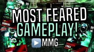 getlinkyoutube.com-Most Feared Gameplay! Madden Mobile 16 Season and League Gameplay