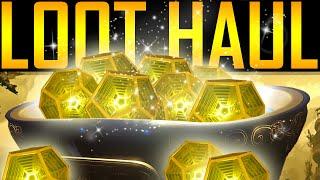getlinkyoutube.com-Destiny - HUGE LOOT HAUL!
