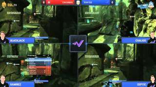 HCS - Battle of Europe : Team Vibe vs TCM Gaming - Map 1