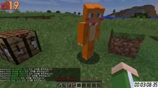 getlinkyoutube.com-악어 [ 1.9 스냅샷에서 드래곤 사냥 도전! 켠김에 드래곤 1부 ] Minecraft 1.9 Snapshot Combat Update
