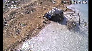 getlinkyoutube.com-SurveilZone cc1333 camera over the dead sea