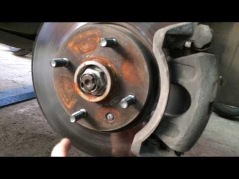 Chevrolet Epica Шевроле Эпика Замена тормозной жидкости, прокачиваем тормозную систему