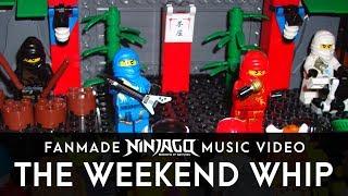 getlinkyoutube.com-Lego Ninjago Music Video   The Weekend Whip