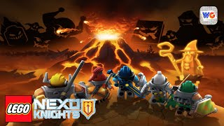 LEGO® Nexo Knights™ Full Game Movie - Part 1