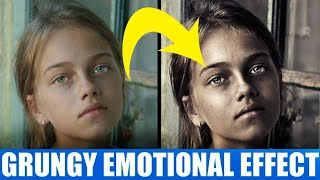 getlinkyoutube.com-Grungy & Powerful Emotional Effect for Portraits in Photoshop CC, CS6, CS5, CS3