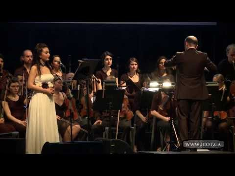 Excerpts of Afarin Mansouri Tehrani compositions from Operatic Narration of Arash the Archer
