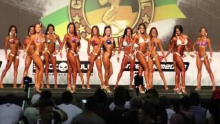 getlinkyoutube.com-Arnold Classic Brasil 2016 Bikini Fitness Hasta 1 60