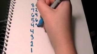 getlinkyoutube.com-8 Times Table Trick