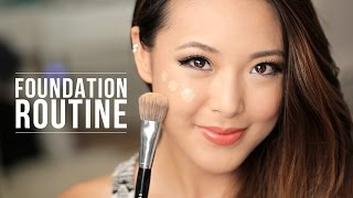 getlinkyoutube.com-PERFECT SKIN Foundation Routine