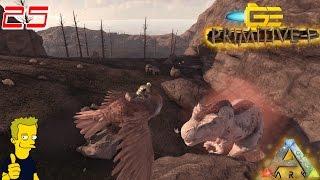 getlinkyoutube.com-ARK  ARGY LEVEL UP   ALPHA REX KILL  Gaming Evolved Primitive Plus S1 E25