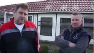 getlinkyoutube.com-Robert Bauer - gołebie Janssen - De Klak (Niemcy) - 28.12.2013r.