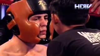 getlinkyoutube.com-Immanuel 'Mondy' Caesar Hito vs Cemal 'Alex' Faruk (Anak Jalanan) Sponsored by Hawkeye Fightwear