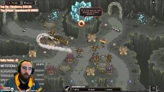 getlinkyoutube.com-Bajheera - COOLEST TOWER DEFENSE BOSS EVER?! - Kingdom Rush Frontiers