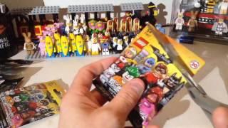 getlinkyoutube.com-Lego Haul 221 Lego Batman CMFs from Walmart plus Blind Bag Opening