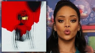 getlinkyoutube.com-Rihanna's ANTI Album Only Sold 460 Copies- But Still A Success?