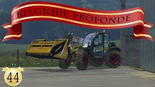FS15 / Belgique Profonde / Episode 44 / Pleins de nouveaux mods