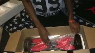 getlinkyoutube.com-$599 for a BLUETOOTH HOVERBOARD (segway) black and red #unboxing