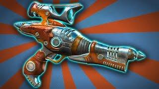 getlinkyoutube.com-Fallout 4 - Alien Blaster Pistol - Unique Weapon Guide
