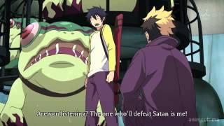 getlinkyoutube.com-Rin Saved Bon - Ao no Exorcist Episode 5
