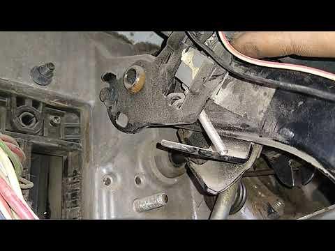 Freio Motor nao funciona, ajuste do interruptor do pedal da embreagem - Volvo FM e FH