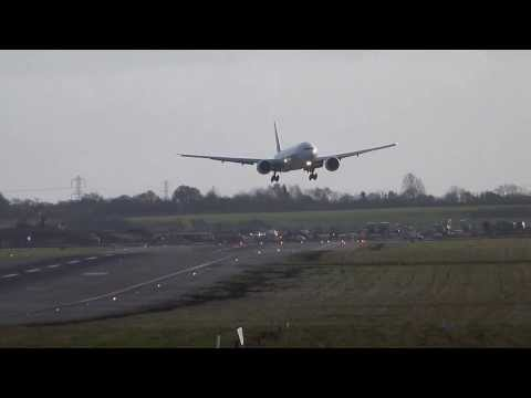 Emirates go around (1) BHX 5 Dec 2013