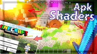 getlinkyoutube.com-Minecraft PE 0.17.0 COM SHADERS SUPER REALISTA + FAITHFUL [MCPE 0.17.0 b2 COM SHADERS + TEXTURA]