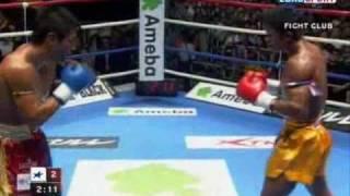 getlinkyoutube.com-Buakaw - The best low kicker