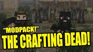 "getlinkyoutube.com-Minecraft   ZOMBIE SURVIVAL!   ""The Crafting Dead"""