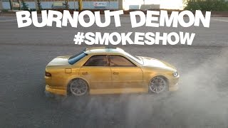 getlinkyoutube.com-Burnout Demon RC Drift Smoke Generator - DriftMission.com SMOKESHOW