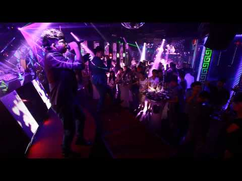 ENVY Nightlife Bar - Hey Bamboo - HKT Band - 12/09/2014