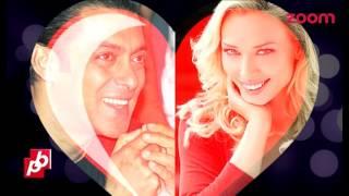 getlinkyoutube.com-Salman Khan & Iulia Vantur's LOVE STORY