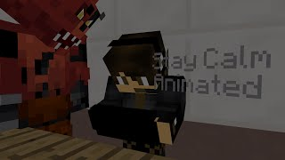 getlinkyoutube.com-♫Stay Calm♫ l Five Nights at Freddys Song l By Griffinilla (FULL MINECRAFT ANIMATION)