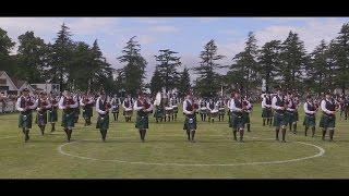 getlinkyoutube.com-St Laurence O'Toole Pipe Band - 2016 European Champions