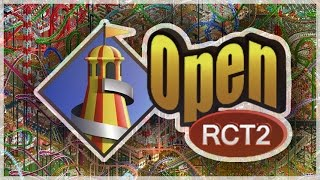 getlinkyoutube.com-This Can't Be Real! - OpenRCT2 - Episode 1 (The Future of A Classic)