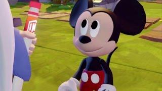 getlinkyoutube.com-Disney Infinity 3.0 - Toy Box Takeover Walkthrough Finale - Syndrome Boss Fight