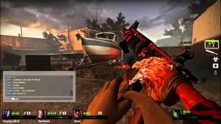 getlinkyoutube.com-Left 4 Dead 2 - El Sacrificio cap.1 - Realista Experto (Loquendo)