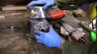 HOMEMADE WATER COOLED BRIGGS ENGINE (part 11)