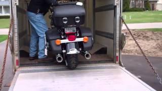 getlinkyoutube.com-Harley Davidson Road King Classic