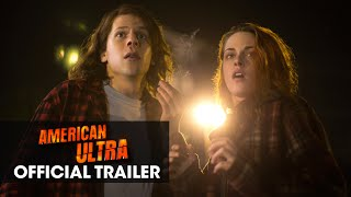 American Ultra (2015 Movie - Kristen Stewart, Jesse Eisenberg) - Official Green Band Trailer