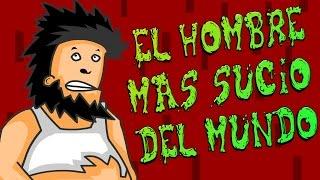 getlinkyoutube.com-EL HOMBRE MAS SUCIO DEL MUNDO | HOBO