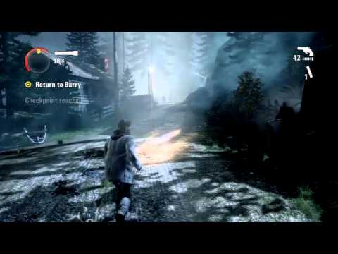 Alan Wake: Walkthrough - Part 5 [Episode 2] - Boss Fight - Let's Play (Gameplay & Commentary)