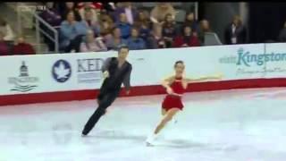 getlinkyoutube.com-Lubov Iliushechkina & Dylan Moscovitch Canadian Nats 2015 SP