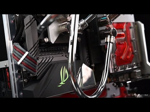 Mods by Ben Q x ROG X570-E gaming Collab