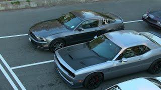getlinkyoutube.com-The best drag races of modern muscle cars-ZL1 vs Hellcat vs Shelby vs Boss 302 vs Mustang GT