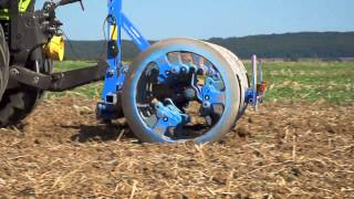 LEMKEN Furrow presses