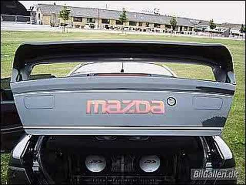 mazda 323f ba modification. A Tribute To The Mazda 323F BA - Part2of3