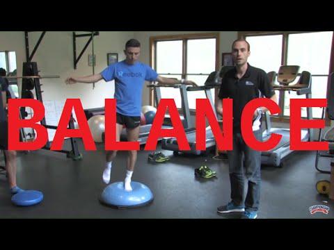 Develop Balance to Become a Better Distance Runner! - Track 2016 #16