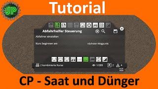 getlinkyoutube.com-LS15 Tutorial - Courseplay - Überführung / Saat und Dünger